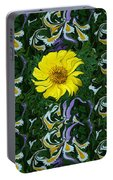 Daisy Poster Portable Battery Charger