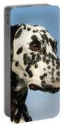 Dalmatian Dog Portable Battery Charger