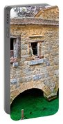 Dalmatian Village Traditional Stone Watermill Portable Battery Charger
