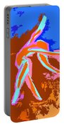 Dance Of Joy 2 Portable Battery Charger by Patrick J Murphy