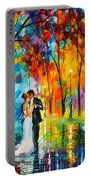 Dance Of Love Portable Battery Charger