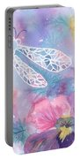 Dance Of The Dragonfly Portable Battery Charger