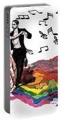 Dance Till The End Of Time Portable Battery Charger