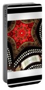 Dancing A Jig - Accordion - Pentaptych Portable Battery Charger