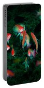 Dancing Anthias Portable Battery Charger