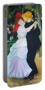 Dancing Couple  Portable Battery Charger
