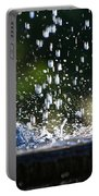 Dancing Droplets Portable Battery Charger
