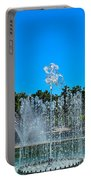 Dancing Fountain Portable Battery Charger