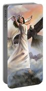Dancing In Glory Portable Battery Charger by Tamer and Cindy Elsharouni