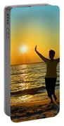 Dancing In The Sunlight Portable Battery Charger