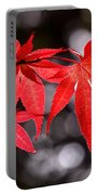 Dancing Japanese Maple Portable Battery Charger