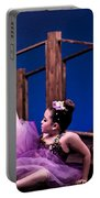Dancing Princess Portable Battery Charger