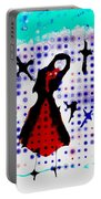Dancing With The Birds Portable Battery Charger