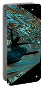 Dancing With The Stars-featured In Harmony And Happiness Group Portable Battery Charger
