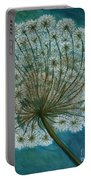 Dandelion Painting     Sold Portable Battery Charger