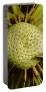 Dandelion With Seeds Portable Battery Charger