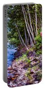 Dangerous Beauty Portable Battery Charger by Omaste Witkowski
