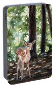 Dappled Innocence Portable Battery Charger