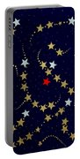 Dare To Be Different - Stars - Blazing Trails Portable Battery Charger