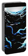 Dark Blue Portable Battery Charger