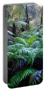 Dark Ferns Portable Battery Charger