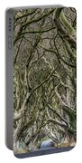 Dark Hedges  Portable Battery Charger
