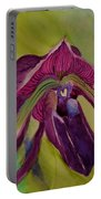 Dark Orchid Portable Battery Charger