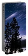 Darkness At Ledgefork Portable Battery Charger