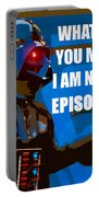 Darth Varder Last Words Portable Battery Charger