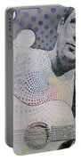 Dave Matthews All The Colors Mix Together Portable Battery Charger