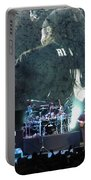 Dave Matthews Band Rocks Final Four Weekend Portable Battery Charger