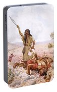David And Goliath Portable Battery Charger