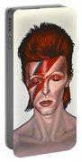 David Bowie Aladdin Sane Portable Battery Charger