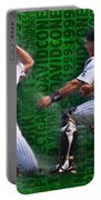 David Cone Yankees Perfect Game 1999 Zoom Portable Battery Charger