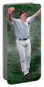 David Wells Yankees Perfect Game 1998 Portable Battery Charger