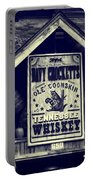 Davy Crocketts Tennessee Whiskey Portable Battery Charger