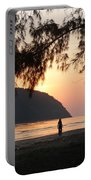 Dawn By The Sea 06 Portable Battery Charger