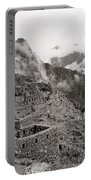 Dawn Over Machu Picchu Portable Battery Charger