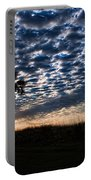 Dawn Silhouettes Portable Battery Charger