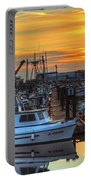 Dawn's Early Light Portable Battery Charger by Randy Hall