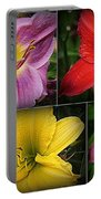 Daylily Days  Portable Battery Charger