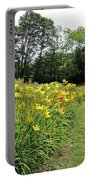 Daylily River Portable Battery Charger