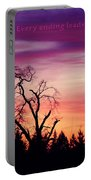 Day's End Portable Battery Charger