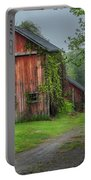 Days Gone By Portable Battery Charger by Bill Wakeley