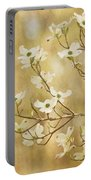 Days Of Dogwoods Portable Battery Charger