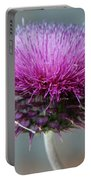 Dazzling Thistle Beauty Portable Battery Charger