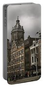 De Schreierstoren Amsterdam Portable Battery Charger