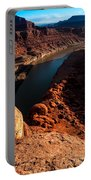 Dead Horse Point Colorado River Bend Portable Battery Charger