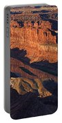 Dead Horse Point Sunrise Panorama Portable Battery Charger