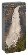 Dead Pine Tree Portable Battery Charger